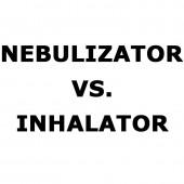 Care este diferenta dintre un nebulizator si un inhalator?