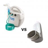 Ce alegem: inhalator sau nebulizator?
