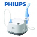 Aparat de aerosoli cu compresor Philips Respironics InnoSpire Elegance,  MMAD 2.90 μm, Operare Continua, Sistem Active Venturi
