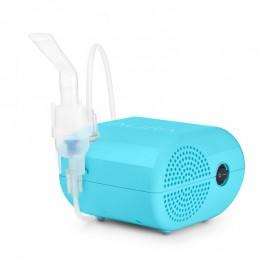 Aparat aerosoli VITAMMY Aura, nebulizator cu compresor, zgomot redus 52 dB