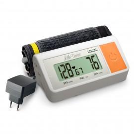 Tensiometru electronic de brat Little Doctor LD 23 L, manseta 36-43 cm, adaptor priza inclus, Alb