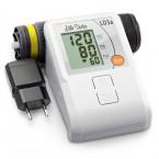 Tensiometru electronic de brat Little Doctor LD 3A, adaptor inclus, afisaj LCD, memorare 90 de valori, alb