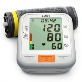Tensiometru electronic de brat Little Doctor LD 51, afisaj XXL, detector aritmie, indicator WHO