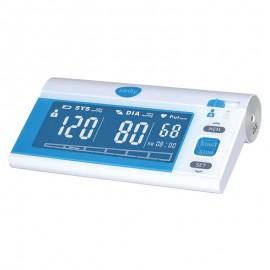 Tensiometru de brat Sanity Senior, 120 seturi de memorie, tehnologie FDS, produs validat clinic