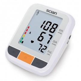 Tensiometru de brat Scian LD-533, alimentator inclus, Validat BHS, Clasificare OMS