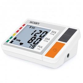 Tensiometru de brat Scian LD-562, alimentator inclus, Detectare Aritmie, Clasificare OMS, Afisare data si ora