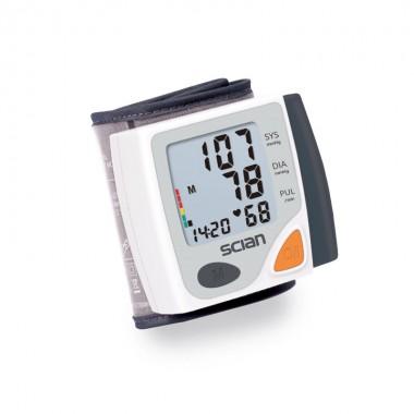Tensiometru de incheietura Scian LD-732, Clasificare OMS, Memorie 90 de valori