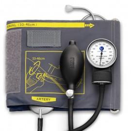 Tensiometru mecanic Little Doctor LD 60, stetoscop atasat, manseta 33-46 cm, manometru din metal