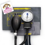Tensiometru mecanic Little Doctor LD 80, 3 mansete, fara stetoscop