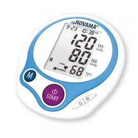 Tensiometru electronic de brat Novama Home, medie 3 masuratori, memorare 60 de valori