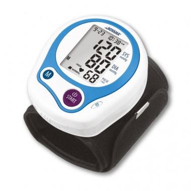 Tensiometru electronic de incheietura Novama Wrist Home, detectare aritmie, medie 3 masuratori, cutie de transport
