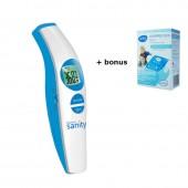 Termometru de frunte, fara contact cu scanare infrarosu Sanity BabyTemp