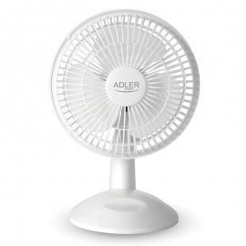 Ventilator Adler AD 7301, 15 W, 15 cm diametru, 2 trepte de viteza