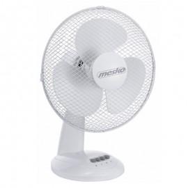 Ventilator Mesko MS 7309, 40 W, 30 cm diametru, 3 trepte de viteza, functie de oscilare