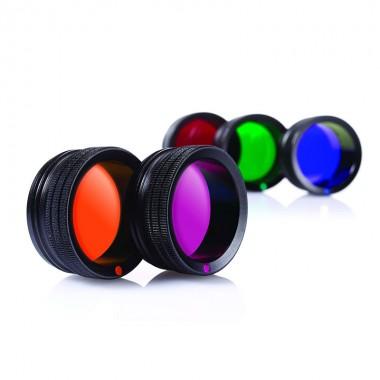 Set 5 filtre Cromoterapie Bremed BD 7050