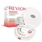 Set manichiura-pedichiura freza electrica REVLON Pro Collection Ultimate Glam RVSP3526E, Alb