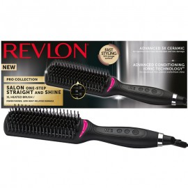 Perie electrica fixa REVLON Pro Collection Salon One Step Straight and Shine RVST2168E
