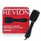 Perie electrica de par REVLON One-Step Hair Dryer & Styler, RVDR5212E2, ionizare, 2 trepte de temperatura