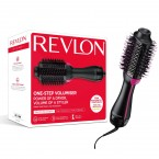 Perie electrica fixa REVLON One-Step Hair Dryer & Volumizer, RVDR5222E2, pentru par mediu si lung