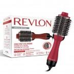 Perie electrica fixa REVLON Special Edition One-Step Volumiser Titanium, RVDR5279UKE, 3 trepte de temperatura