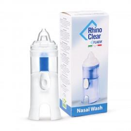 Irigator nazal FLAEM Rhino Clear compatibil cu aparatele de aerosoli cu compresor, pentru curatarea cailor nazale