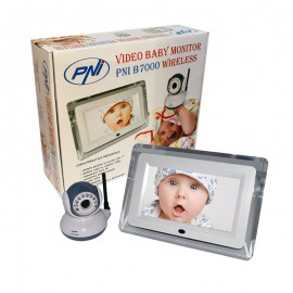 Baby monitor Video PNI B7000