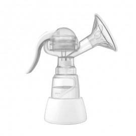 Pompa manuala de san Sanity Easy Comfort, cu clapeta, biberon si tetina BPA free