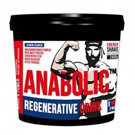 Supliment Megabol ANABOLIC 2400 g, proteine, carbohidrati, creatina si aminoacizi pentru recuperare rapida dupa antrenament