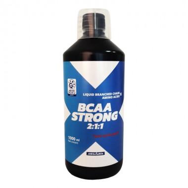 Concentrat aminoacizi Megabol BCAA Strong 1000 ml, reduce grasimea corporala