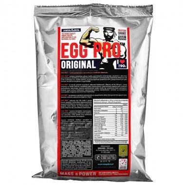 Supliment de proteine Megabol EGG PRO 300 gr, pentru cresterea masei musculare