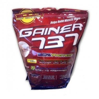 Supliment nutritiv pentru crestrea masei musculare Megabol Gainer 737, 3 kg