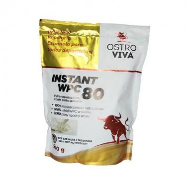 Supliment nutritiv pentru cresterea masei musculare Megabol Ostro Viva, 900 g