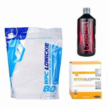 Pachet Megabol Define, 3 produse, defineste masa musculara