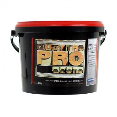 Supliment nutritiv pentru crestrea masei musculare Megabol Quattro Pro 900g