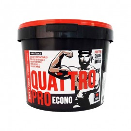 Supliment de proteine Megabol Quattro Pro Econo 900g, pentru cresterea masei musculare
