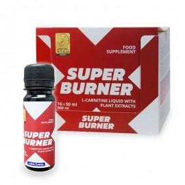 Concentrat pe baza de carnitina Megabol Super Burner 16x50 ml
