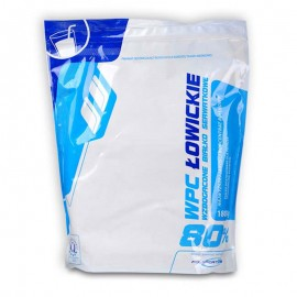 Supliment de proteine Megabol WPC Łowickie Instant 1800 g, pentru cresterea masei musculare