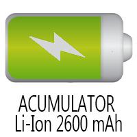Acumulator reincarcabil Li-Ion