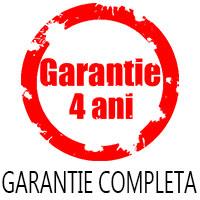 Garantie de 4 ani