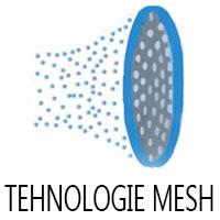 Tehnologie de nebulizare Mesh